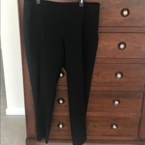 Hugo Boss Tulea Side Zip Dresspants - 14